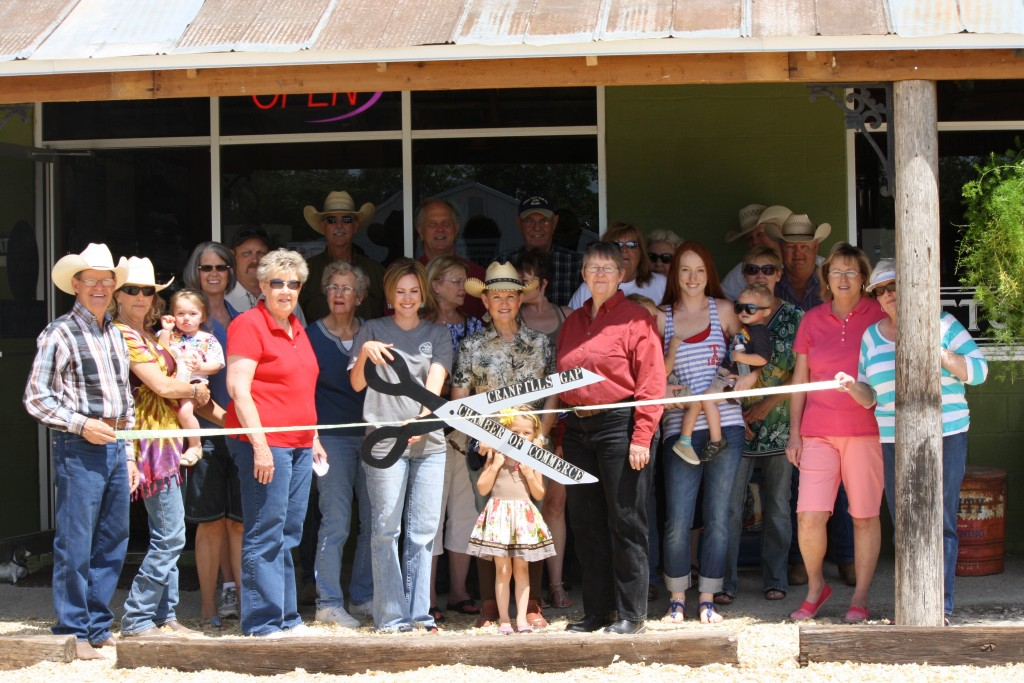 Grand Opening of Gap Supply